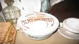 фаянсовая и фарфоровая посуда